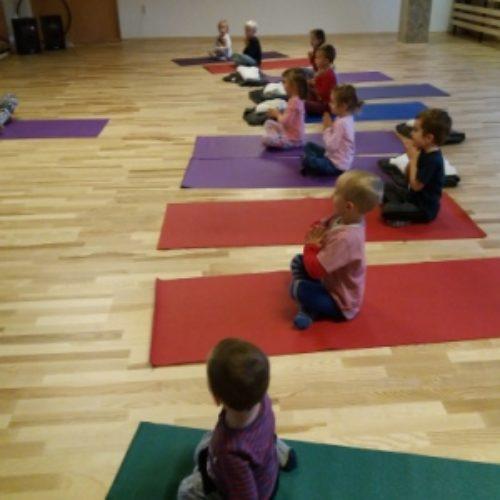 Děti (kurzy, akce)