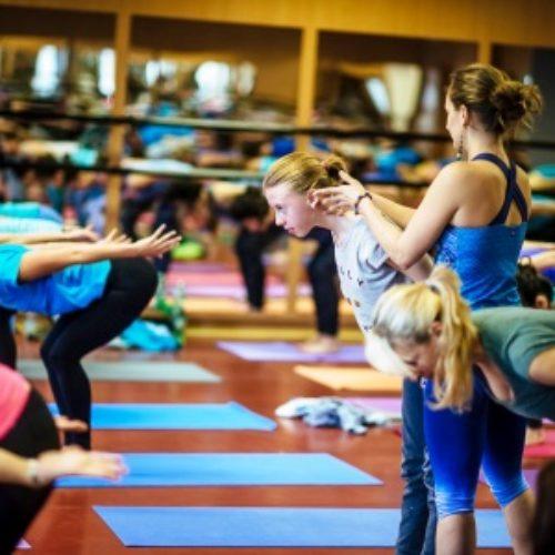 Cvičení pro děti s fyzioterapeutkou